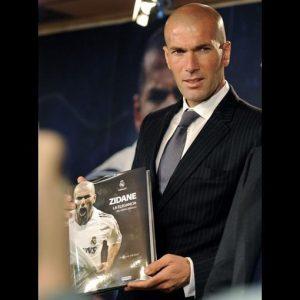 """Zidane: """"Sarò il nuovo ds del Real Madrid"""""""