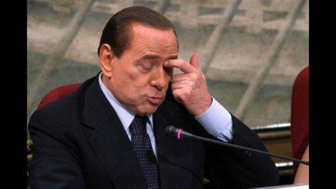 """Manovra, Berlusconi: """"Pensiamo a nuovi provvedimenti"""""""