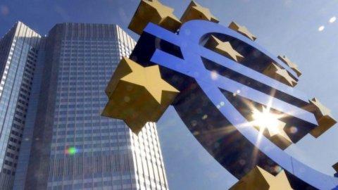 Bce, asta Repo a sette giorni: collocati 197,07 miliardi