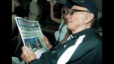 Gli azionisti di News Corp accusano Murdoch