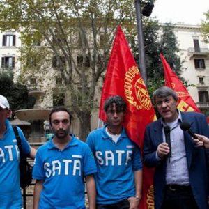 Melfi, Fiom batte Fiat: reintegrati i 3 operai licenziati