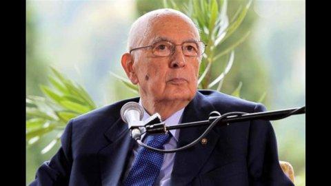 Napolitano, l'esempio di Borsellino ci spinge  a rifiutare collusione e indifferenza verso la Mafia