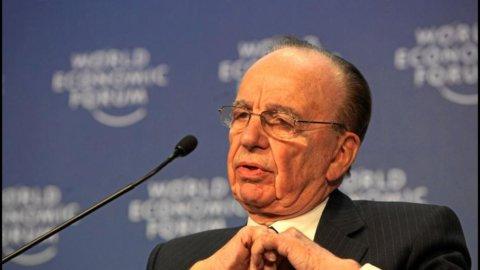 Murdoch, uno scandalo da 1 miliardo di dollari