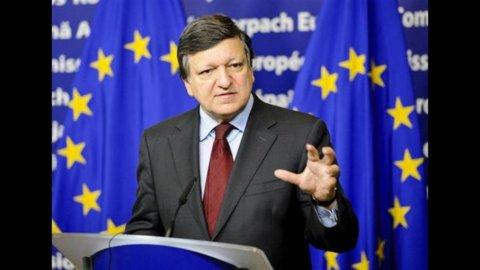 """Barroso: la situazione dell'eurozona è """"gravissima"""""""