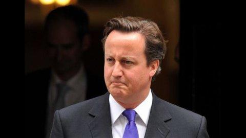 Brexit,Cameron: salterà il welfare