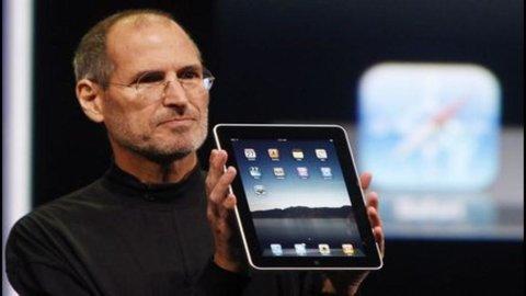Apple, il tablet batte il computer