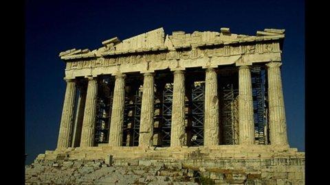 """La Finlandia:""""Atene ipotechi il Partenone"""". E' stato chiesto come garanzia per il salvataggio"""
