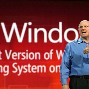 Microsoft, crescono gli utili (+30%) ma calano le vendite di Windows