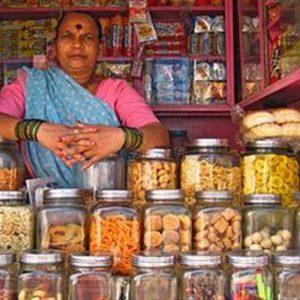 India: i consumo calano nonostante il periodo di festa