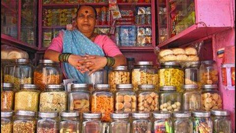 India, la politica frena l'economia più bruscamente del previsto