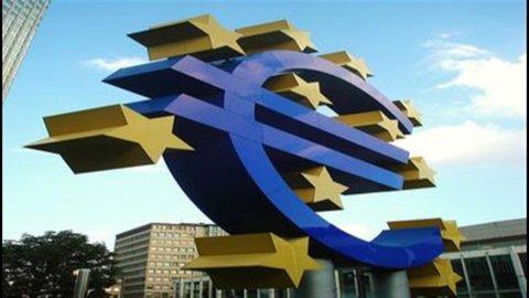 Bce, stampa tedesca: limite segreto di 20 mld a settimana per l'acquisto di bond
