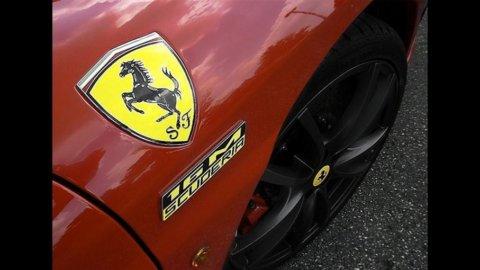 Ferrari: semestrale record per ricavi (+19,6%) e consegne (+11,8%)