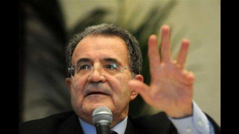 Prodi: manca una leadership europea, grave la decisione della Deutsche Bank
