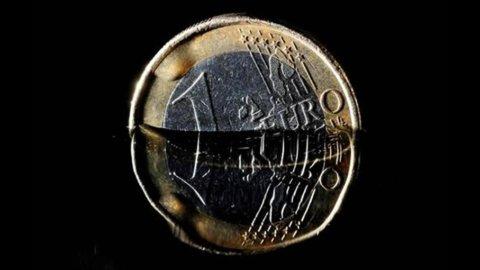 Rapporto Eurocoin, rallenta la crescita