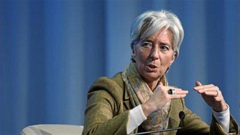 Lagarde, apprezzamento per il piano di Obama