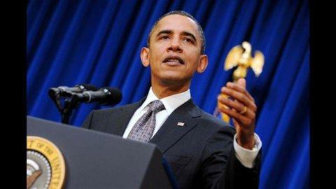 C'è l'accordo sul debito Usa: nuovo tetto fino al 2013