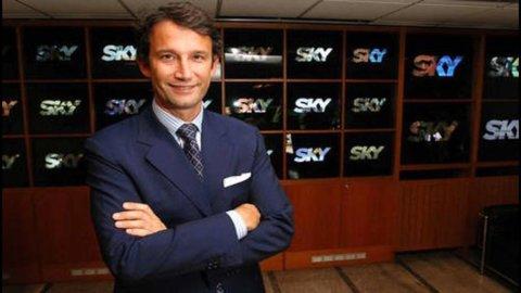 Sky Italia, Andrea Zappia è il nuovo amministratore delegato
