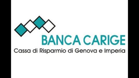 Banca Carige chiude in positivo il semestre: 75,2 milioni di utili