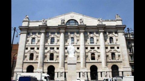 Borse: Piazza Affari di nuovo negativa. E Berlusconi parla