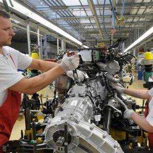 Germania, tonfo inatteso dell'industria: produzione -2,7% a settembre