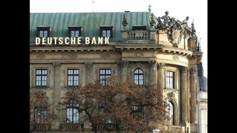 La Consob chiede un chiarimento a Deutsche Bank sulla dismissione dei bond italiani