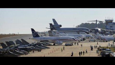 Enac: aumenta il numero dei passeggeri, Fiumicino leader
