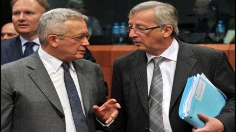 """Fra Tremonti e Juncker, """"una lunga e fruttuosa discussione"""""""