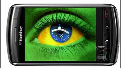 Tim Brasil: ricavi 2011 +12%