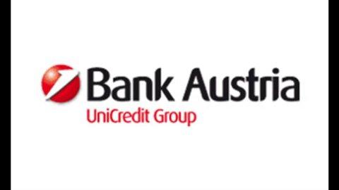 Bank Austria, l'utile cresce del 52% nel primo semestre