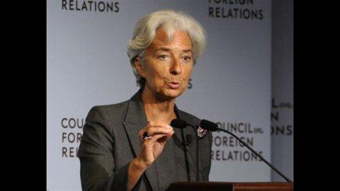Lagarde (Fmi) sotto inchiesta in Francia sulla vicenda Adidas-Tapie