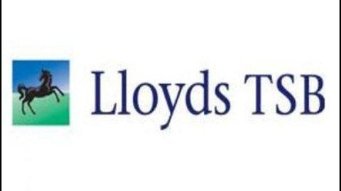 Lloyds perde 2,6 miliardi in 6 mesi