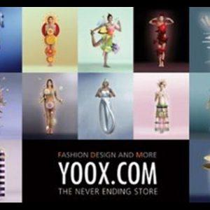 Yoox: crescono i ricavi del 35,9%