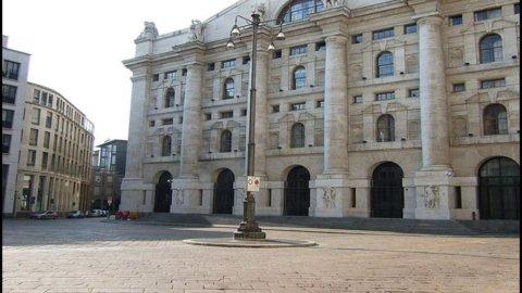 Borse: Milano sprofonda. E i Btp continuano a soffrire