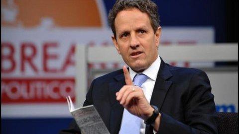 """Geithner contro S&P: """"Errore terribile il taglio del rating Usa, la loro conoscenza è superficiale"""""""