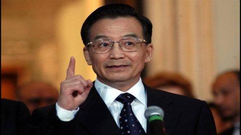 """Cina, Wen Jiabao: """"Rompere monopolio grandi banche"""""""