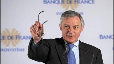 Noyer (Bce) al Financial Times: la Gran Bretagna rinunci ad essere la prima piazza finanziaria