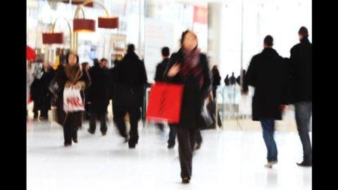 Usa, fiducia consumatori scende a sorpresa a 60,6 punti