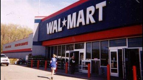 Wal-Mart va bene, gli Stati Uniti no