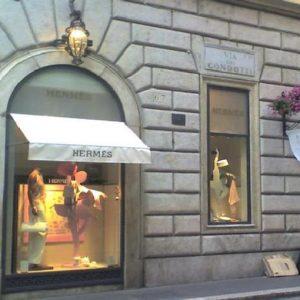 Hermès, utili +49% nel semestre