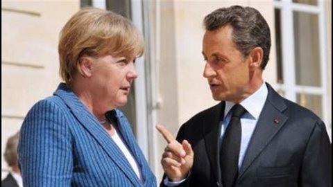 Francia e Germania bocciano gli eurobond