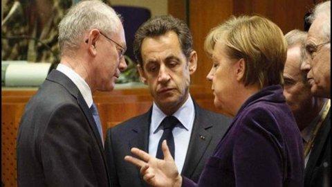 Merkel e Sarkozy rilanciano la Tobin Tax, esplodono le polemiche