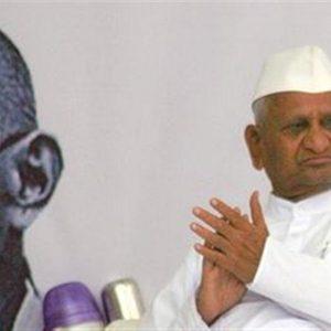 Hazare, l'India e il ricatto della virtù