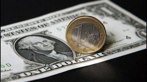 Usa: indice manifatturiero in calo, euro sempre più giù