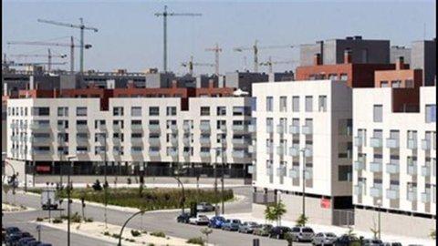 Madrid taglia l'iva sulla casa al 4%