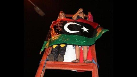 Borse strette fra Bernanke e la Libia. Dopo un tranquillo week-end di paura