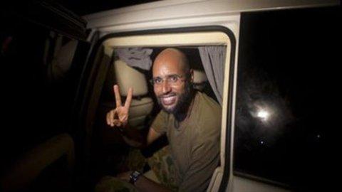 Libia: Saif al-Islam Gheddafi è libero