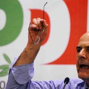 """Bersani: """"Rispetteremo gli impegni presi in economia"""""""