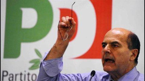 Bersani: né patrimoniale né condono