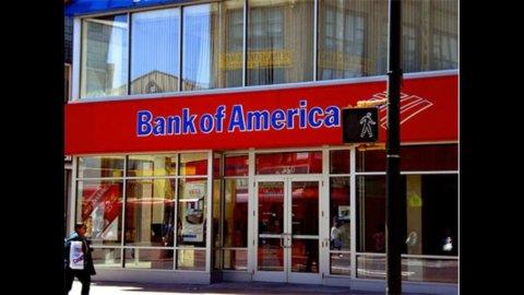 Bank of America sopra le attese: 2,5 miliardi di dollari di utili nel secondo trimestre