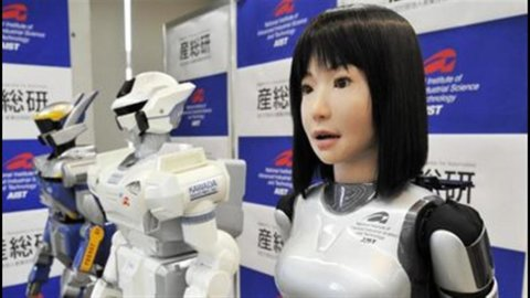 Cina: il Guangdong punta sui robot in fabbrica